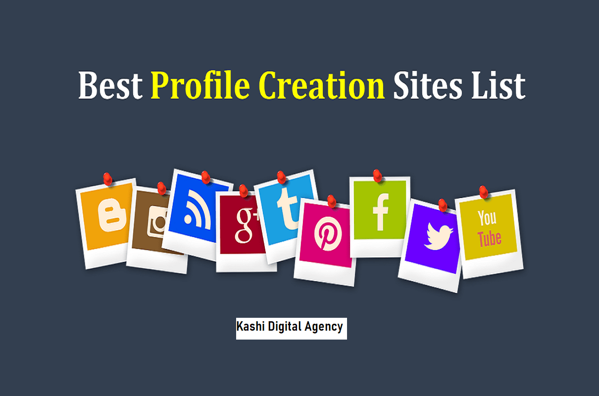 Top 10 High DA, DoFollow Profile Creation Sites List 2021
